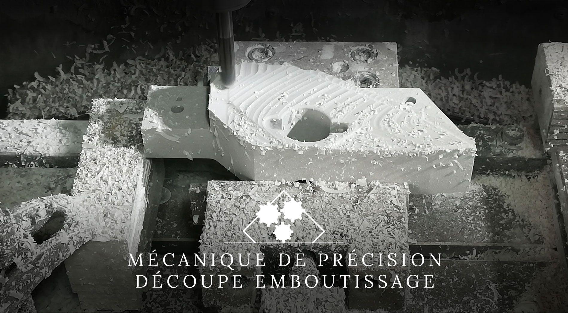 Mcanique de prcision Maine et Loire